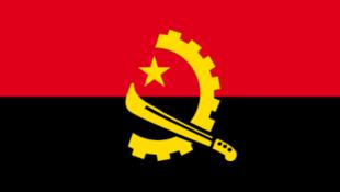 Bandeira Naciona de Angola